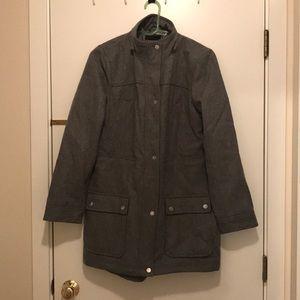 Express Winter Coat - Grey